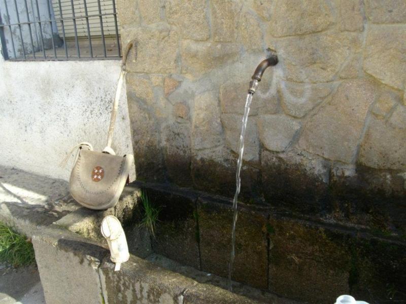 Fuente Los Cabreros (Senderismo Los Vettones)
