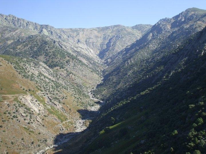Sierra de Gredos (Marisol)
