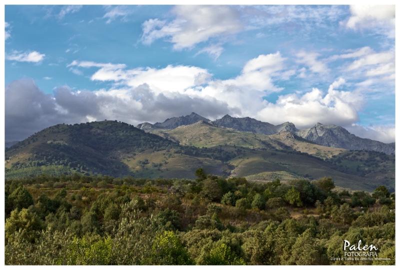 Sierra de Gredos (Palen)