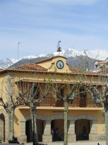 Ayuntamiento de Madrigal de la Vera