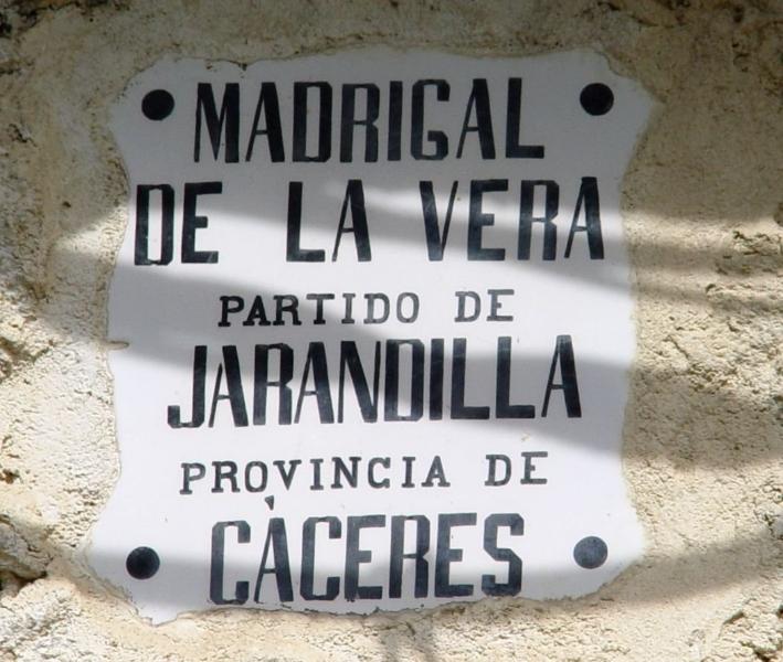 Madrigal de la Vera (Marisol)