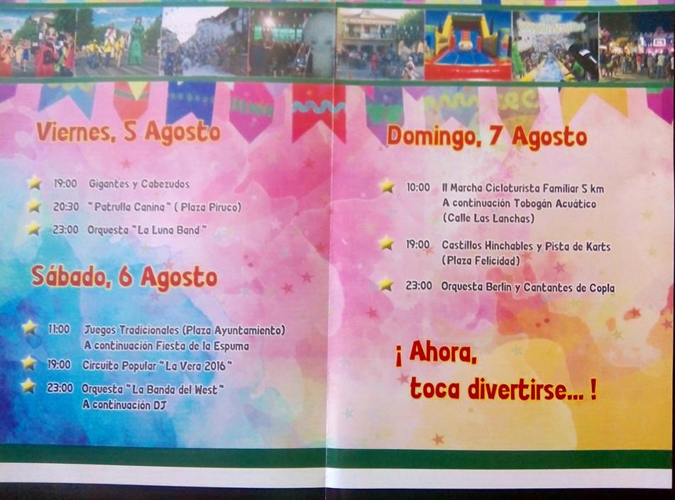 Programa Cristos Chicos 2016 (2/2)
