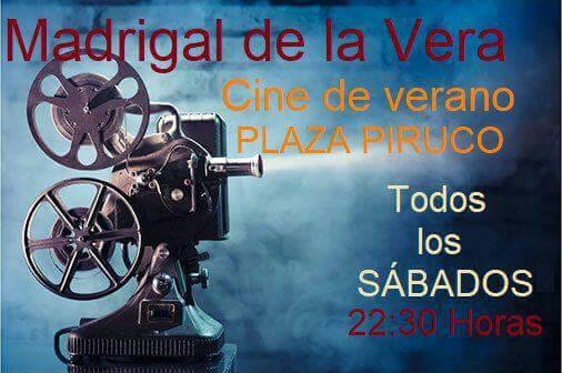Cine de verano en Madrigal de la Vera
