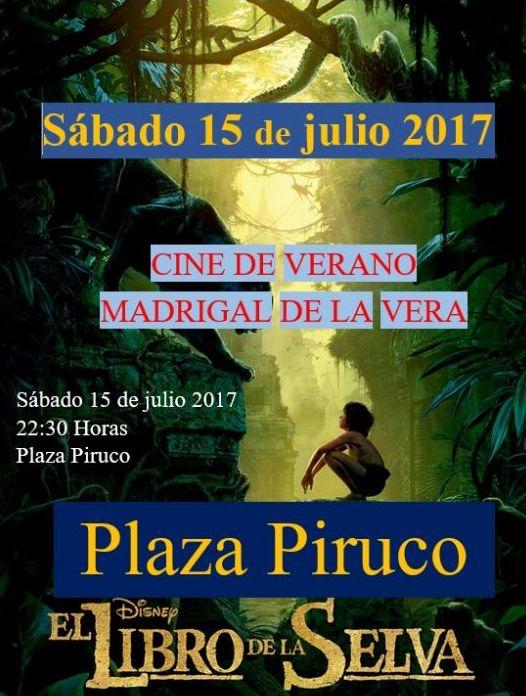 Cine de Verano - El Libro de la Selva