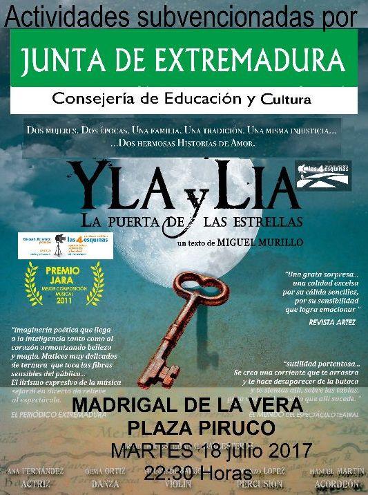 Yla y Lia - Espectáculo teatral