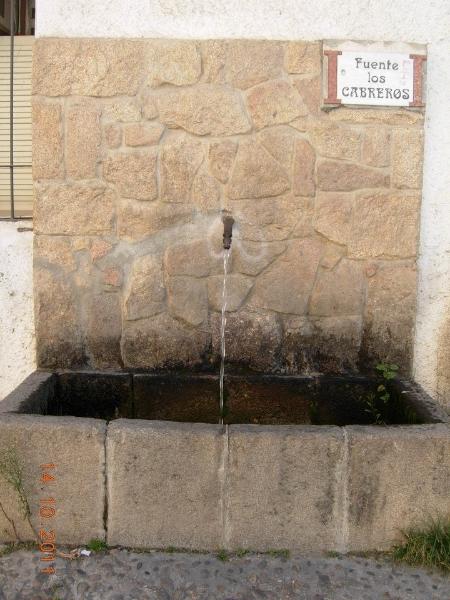 Fuente Los Cabreros (Marisol)