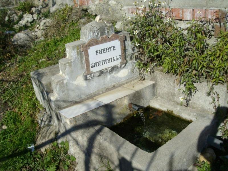 Fuente Santanilla (Senderismo Los Vettones)